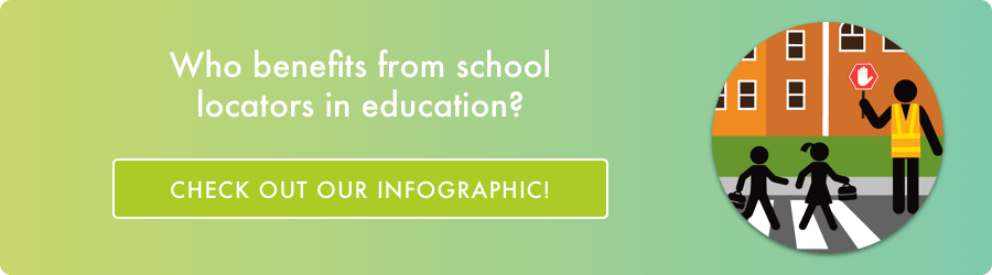 Check out our school locator infographic!
